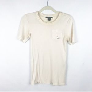 Marc by Marc Jacobs Signature M Pocket Tee